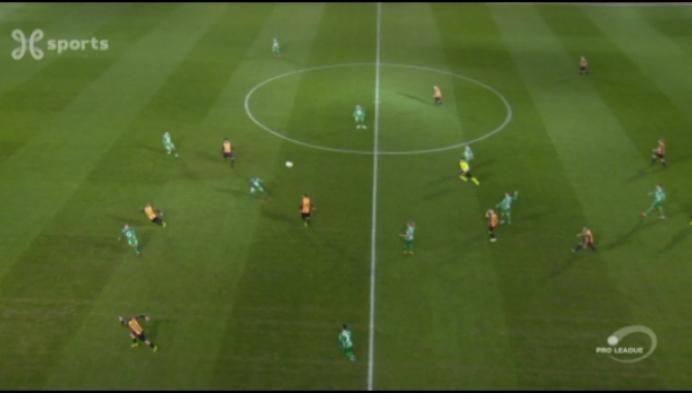 KV Mechelen kruipt door oog van de naald tegen Lommel
