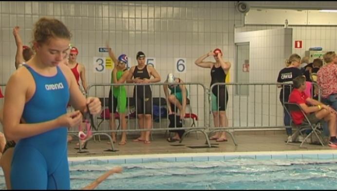 21e zwemmeeting Nijlen een groot succes