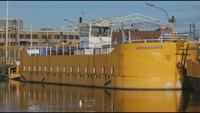 Opnieuw bootverbinding van station naar Planckendael ?