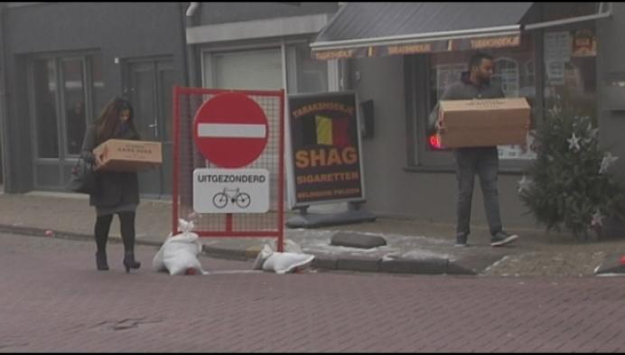 Vuurwerktoerisme komt op gang in Baarle-Hertog