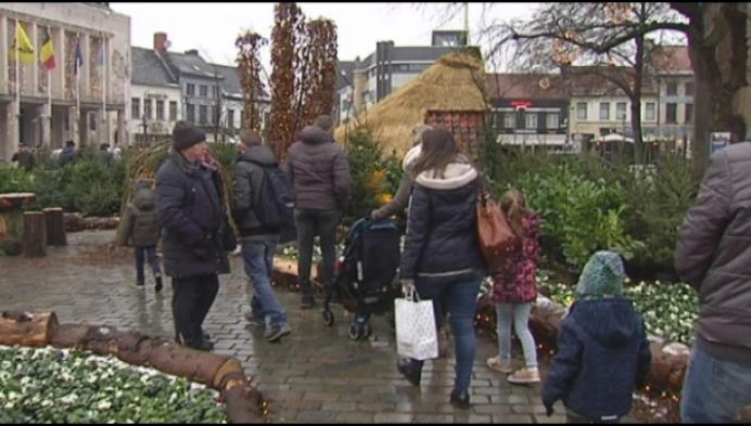 Meer beleving door nieuwe formule op Wintermarkt in Turnhout
