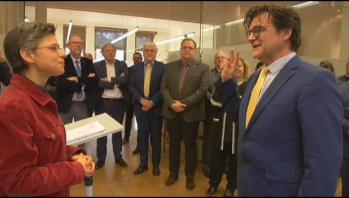 Eddy Bevers en Kristof Sels leggen tweede keer eed af