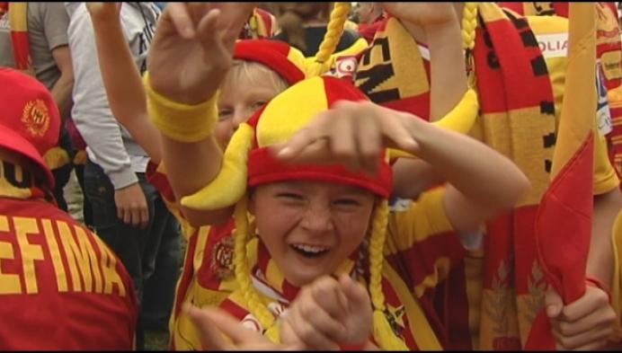 KV Mechelen weer stap dichter bij bekerfinale