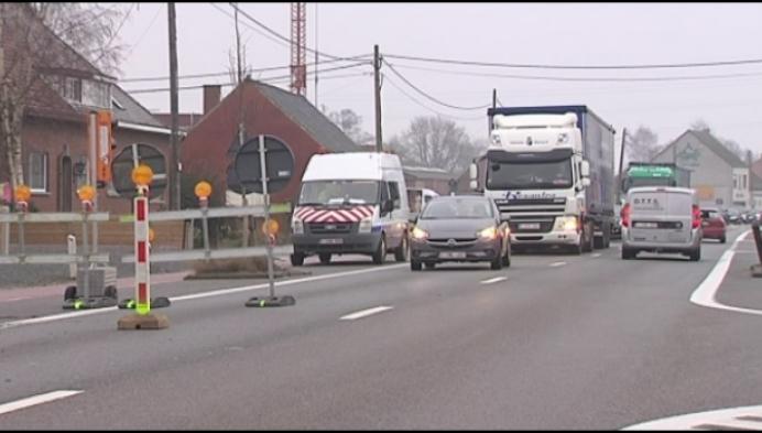Een maand hinder door wegenwerken op N16