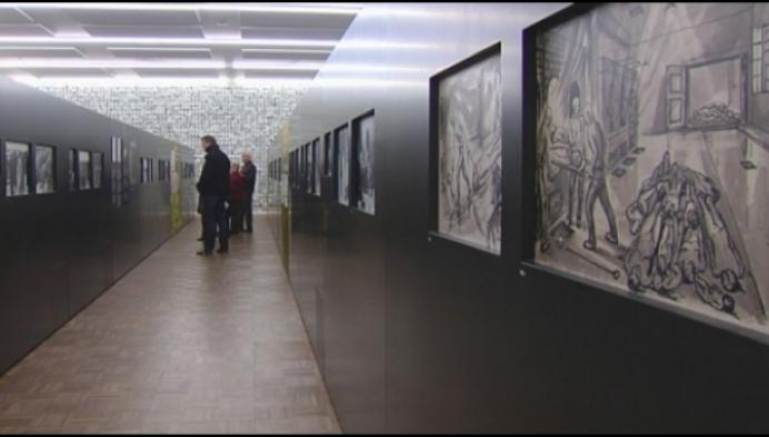 Tijdelijke expo's bezorgen Kazerne Dossin erg veel bezoekers