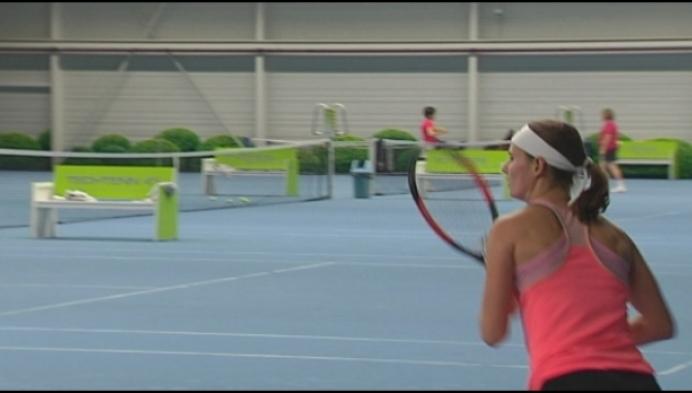 Greet Minnen uitgeschakeld na uitstekend WTA-debuut
