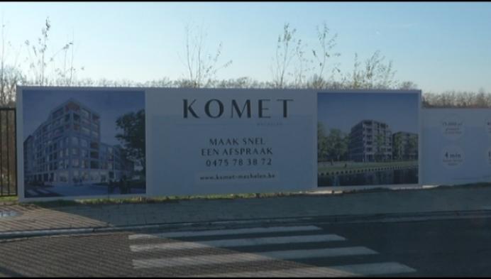 Komet site in Mechelen wordt thuishaven voor cohousing project