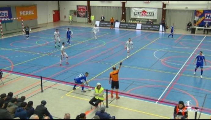 Real Noorderwijk kan net niet stunten tegen Antwerpen