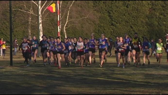 Spannende strijd op veldloop van AC Herentals