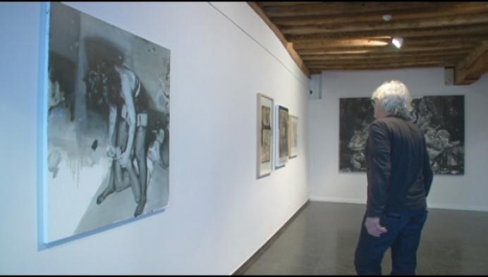 Tarmac opent tentoonstelling in De Halle in Geel