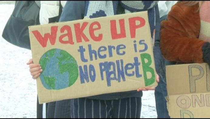 Stad gaat samenwerken met jonge klimaatbetogers