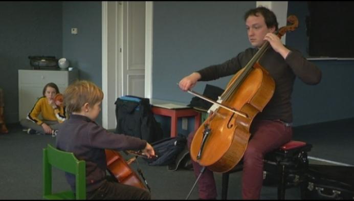 Booischotse vioolschool 'Kortjakje' gaat uitbreiden
