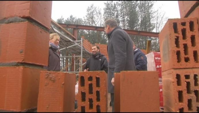 LRV De Kempenridders bouwt aan nieuw clublokaal
