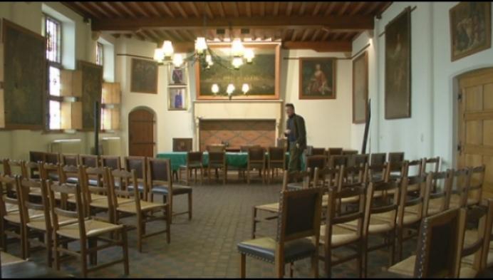 Nieuwe raadzaal voor stadhuis Hoogstraten