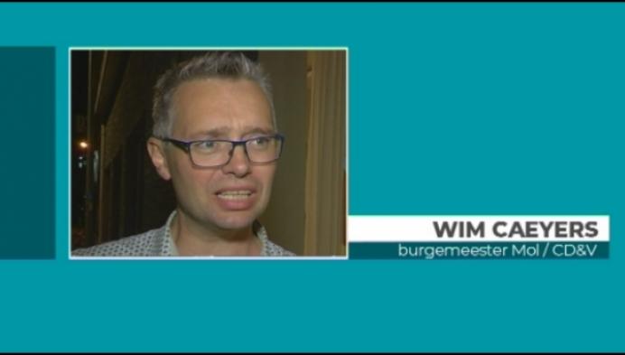"""Mols burgemeester Wim Caeyers: """"Beter terugkeerbeleid nodig"""""""