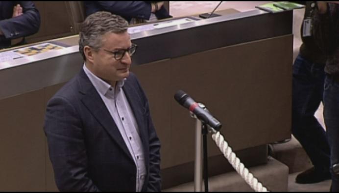 Koen Van den Heuvel wordt nieuwe Vlaamse minister
