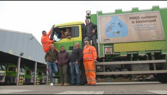 Nieuwe TV Plus-reeks Schoon Volk volgt afvalverwerking IOK