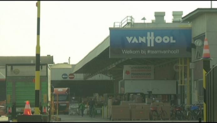 """Staking Van Hool duurt voort: """"De nood is hoog"""""""