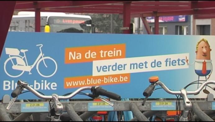 Bluebikes in Herentals steeds vaker gebruikt
