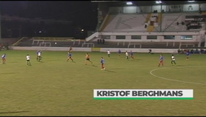 Houtvenne wint met 0-2 bij Racing Mechelen
