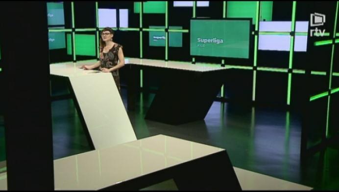 Superliga speeldag 23
