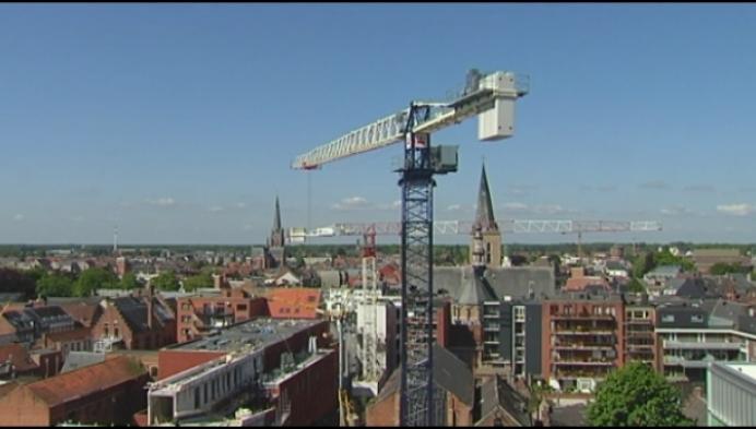 Nieuwe appartementen blijven leegstaan in Turnhout