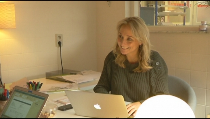 Geelse wint titel 'beloftevolle jonge vrouwelijke ondernemer van het jaar'