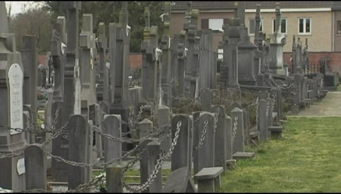 Oud kerkhof Turnhout beschermd?