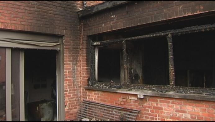 Gezin met 3 kinderen dringend op zoek naar woning na brand