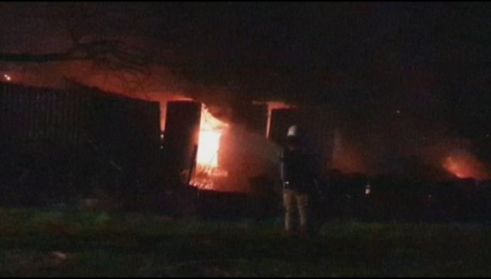 Meerhout opgeschrikt door drie branden op enkele uren