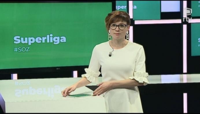 Superliga speeldag 27