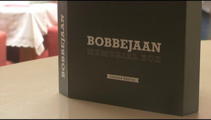 Bobbejaan Memorial Box brengt hulde aan icoon
