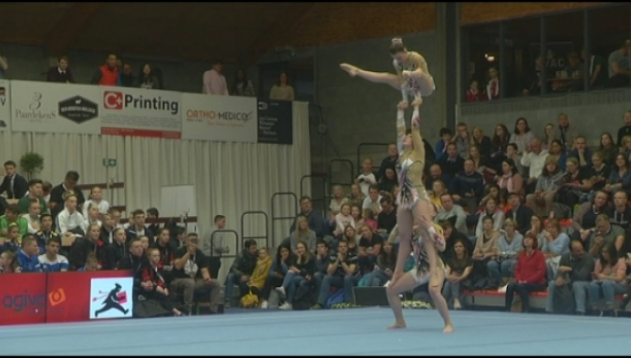 Grootste gymwedstrijd ter wereld vindt plaats in Puurs