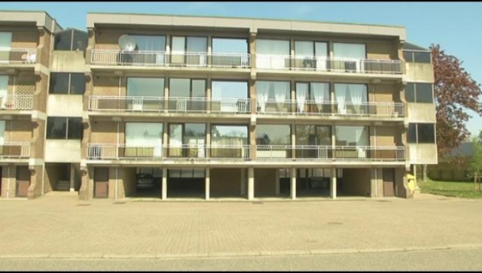 Oude appartementen met betonrot Itegem maken plaats voor nieuwe