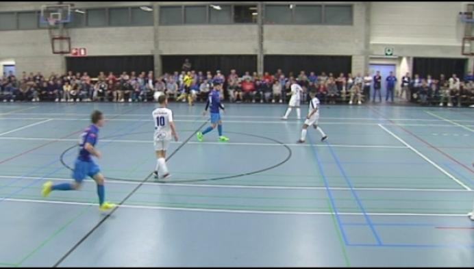 Real Noorderwijk kan net niet stunten tegen Halle-Gooik