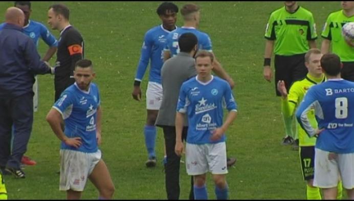Turnhout wint met 6-1 maar degradeert toch