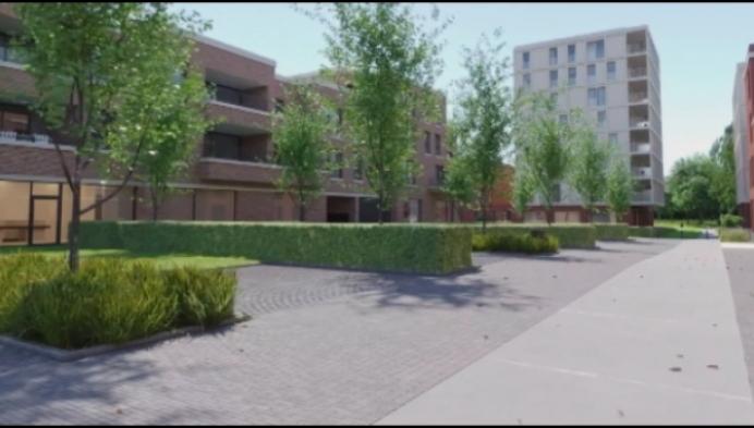 Herentals krijgt prestigieus project met 84 woningen