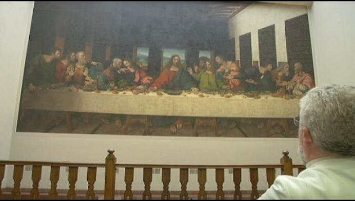 Lokt Da Vinci-mysterie massa toeristen naar Tongelse abdij?