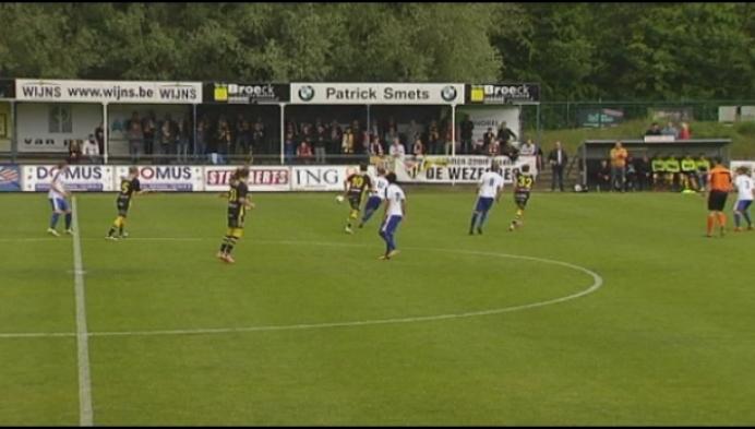 Lyra-Lierse wint van Betekom en speelt volgende week voor promotie