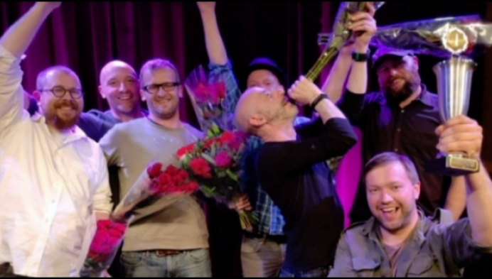 Heistse groep wint Nederlands Kleinkunstfestival