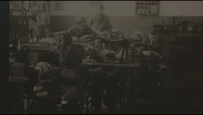 Expo over 100 jaar 'vakschool' Sint-Jozef in Geel