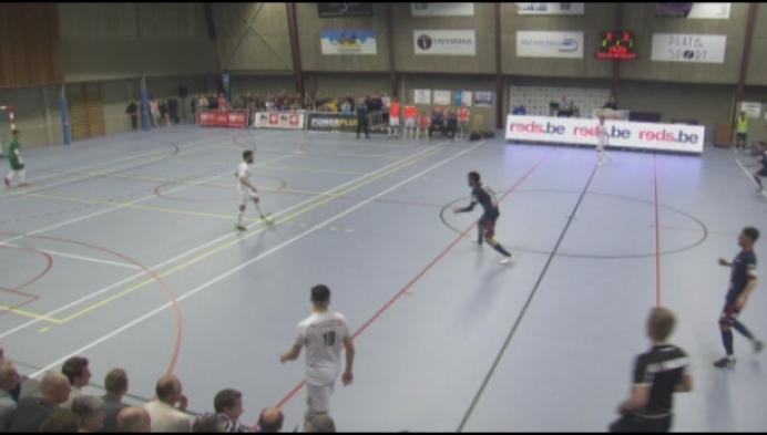 Malle-Beerse speelt de finale van de play-offs in het futsal