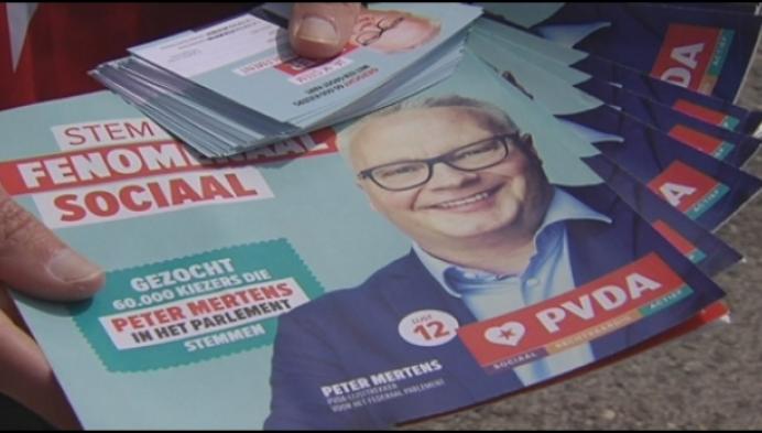 PVDA wil stem van werkende mens bij bussenbouwer Van Hool