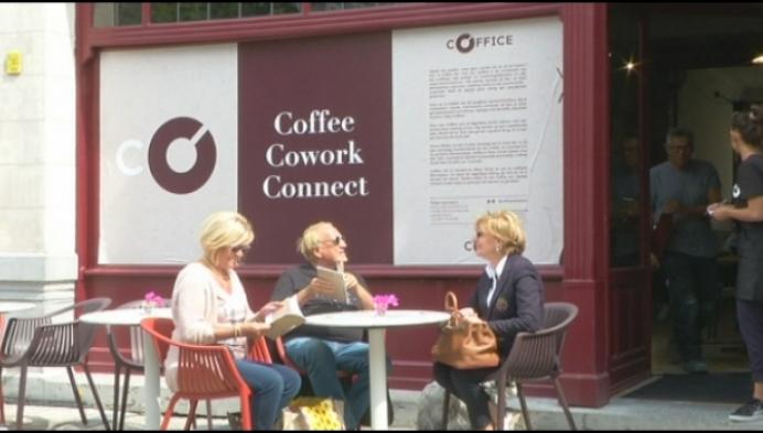 Nieuwe koffiezaak wil hotspot voor Mechelse ondernemers worden