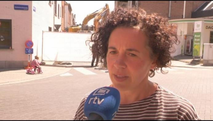 """""""Oplossing op zeer korte termijn voor getroffen bewoners"""""""