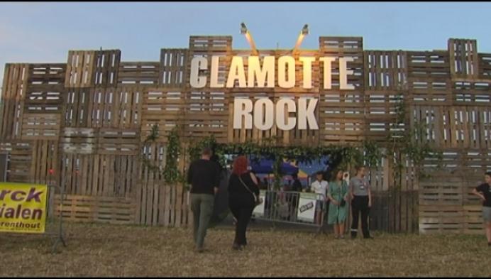 Clamotte Rock uitverkocht onder stralende zon
