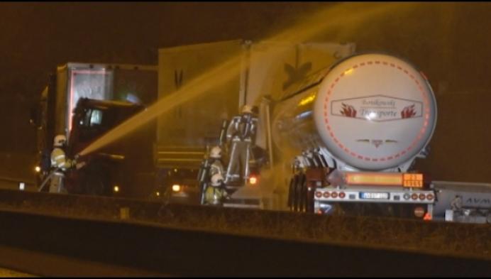 LPG-tankwagen slaat lek na ongeval: een overzicht