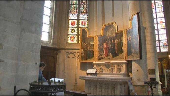 Lier zet Vlaams meesterwerk van Sint-Gummaruskerk in de kijker