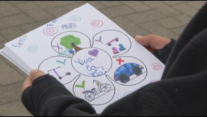 "Kindergemeenteraad Hulshout: ""Ga met fiets of te voet naar winkel!"""