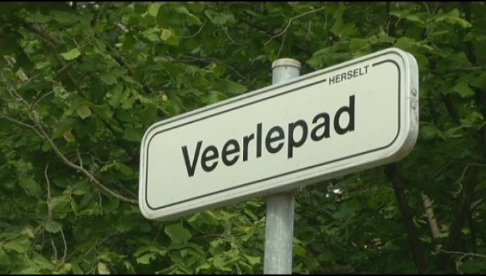 Veerlepad in Herselt autovrij: buurt tekent petitie